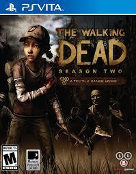 amazon com the walking dead season 2 playstation vita sony