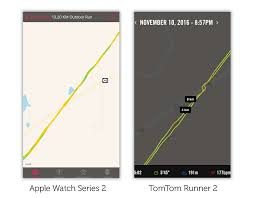 Route Mapping by The Ultimate Runner U0027s Review Of Apple Watch Series 2