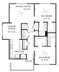 home design efficiency apartment floor plans ideas with 81