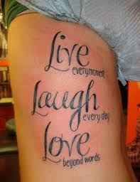 quote tattoos about strength great quotes design