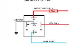 narva 4 pin relay wiring diagram wiring diagram