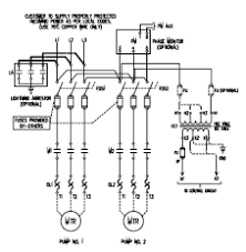 electric motor starter circuit diagram circuit and schematics