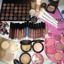 make up highlighters highlight eye shadow lip foundation