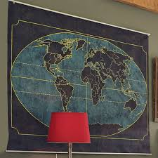 map mural map wall mural pbteen