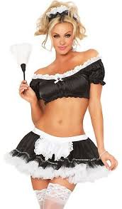 Maid Halloween Costume French Maid Halloween Costumes 3wishes Maid Manor