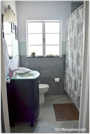 Before And After Bathrooms Five Inspiring Before And After Bathroom Makeovers H20bungalow