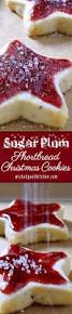 sugar plum shortbread christmas cookies recipe english scones
