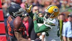 chicago bears vs green bay packers live