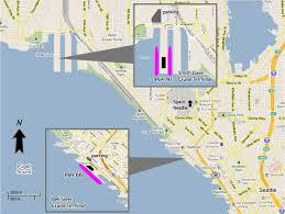 seattle map location cruises from seattle washington seattle cruise ship departures