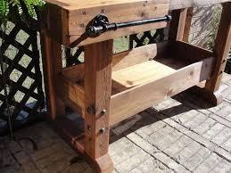 Rustic Bar Table Custom Cedar Rustic Bar Table All Handmade By