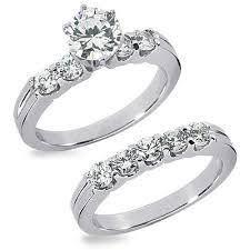 model cincin berlian mata satu cincin emas putih cincin nikah