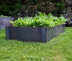 nice planter llc u2013 metal planter boxes from corten steel