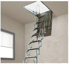 concertina loft ladder installation concertina attic ladders