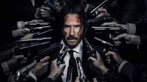 john wick chapter 2 2017 bald move