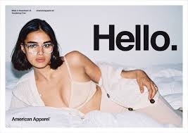 barbie ferreira american apparel can you wear makeup if you work at american apparel mugeek