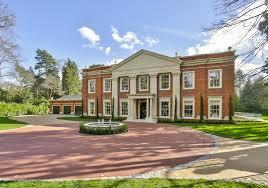 brick home floor plans 12 75 million newly built brick mansion in surrey floor