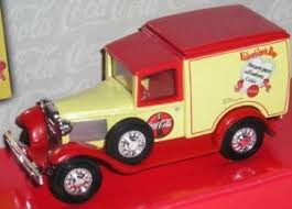 s day delivery 1930 ford model a coca cola s day delivery truck nib by