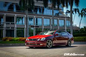 lexus gs with 2jz twin turbo drag international