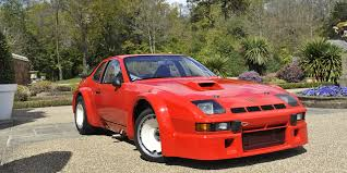 porsche 944 fender flares the ultra porsche 924 you didn t existed is headed to