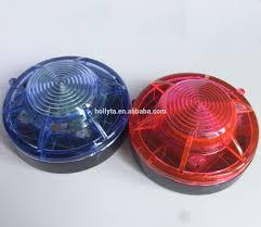 magnetic base strobe light wholesale led round battery powered magnetic base strobe warning