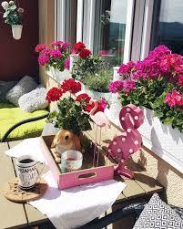 kada mi ponedjeljak pocne na balkonu dobro je znaci ljeto je