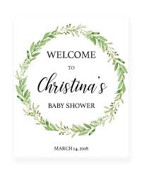 baby shower welcome sign baby shower welcome sign printables printable baby shower