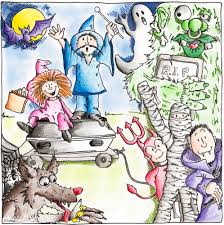 which countries celebrate halloween holidays and celebrations lingolia english