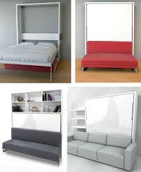 Over The Bed Bookshelf Murphy Bed Over Sofa Smart Wall Beds U0026 Couch Combo