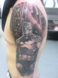 mens half sleeves tattoos batman half sleeve tattoo design for men tattoos book