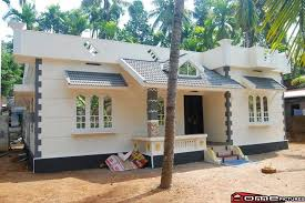 1187 Square Feet 3 Bedroom Low Cost Kerala Style Home Design and
