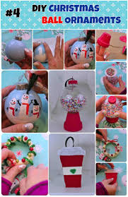 diy christmas ornaments 5 easy and step by step ornament tutorial