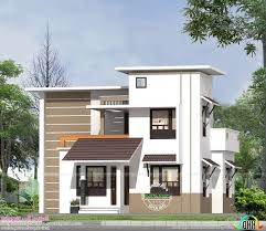 low budget modern 3 bedroom affordable low cost home kerala home design and floor plans inside