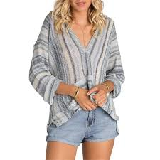 baja sweater billabong island baja sweater s evo