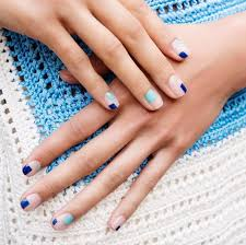 5 fashion forward nail trends for spring you need to see