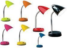 chrome modern desk lamps ebay