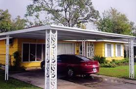 Abc Awning Residential And Commercial Carport Covers In Houston Tx
