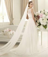 wedding dresses derby pronovias derby 475 size 12 sle wedding dresses