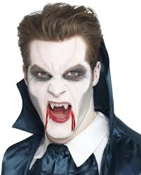 Dracula Halloween Costume Halloween Face Paint Painting Kit Fancy Dress Witch