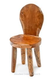 Dining Chairs Rustic Slab Log Dining Chairs Cabin Furniture Rustic Lodge Chairs