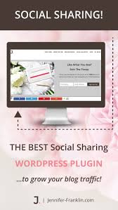 Top 10 Best Plug In by Best Social Sharing Wordpress Plugin Jennifer Franklin Com