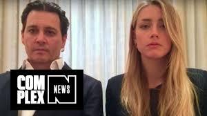 Heard Shocking New Video Shows Johnny Depp Degrading Amber Heard Youtube