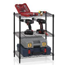 Kitchen Storage Shelving Unit - kitchen wire racks ebay