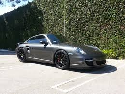 porsche slate grey 07 turbo slate grey metallic natural brown with 808 series
