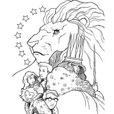 chronicles narnia coloring picture coloring pages narnia
