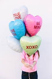 Balloon Diy Decorations 10 Diy Conversation Hearts Decorations