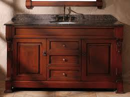 bathroom vanities 60 single sink for classic home interior