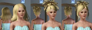 the sims 3 hairstyles and their expansion pack the sims 3 movie stuff pack info