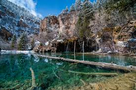 hanging lake colorado beautiful places best places in the