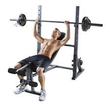 amazon com gold u0027s gym xr 10 1 weight bench sports u0026 outdoors