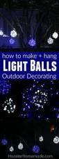 Christmas Outdoor Decorations Stores by Holla Hoops With String Lights And Christmas Ornaments Would Be